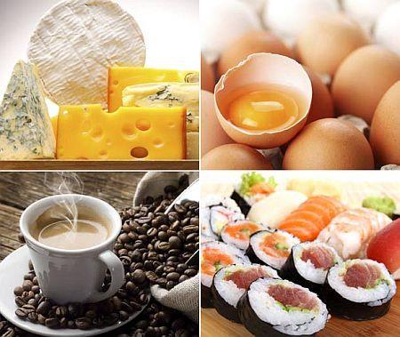 продукты во время похудения