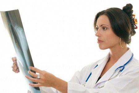Если беременная делала флюрографию