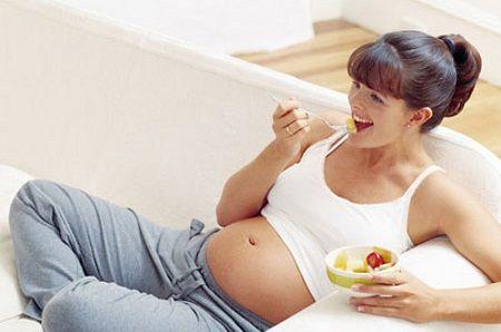 Отсутствие токсикоза при беременности