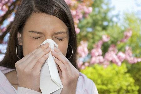Аллергия во время беременности 1