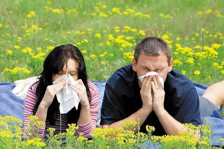 Аллергия во время беременности 2