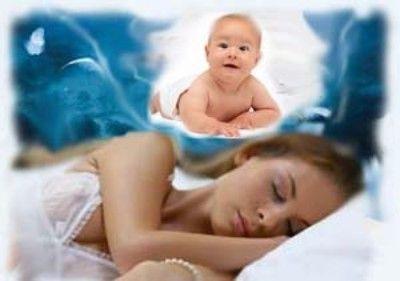 Снится ребенок маленький мальчик