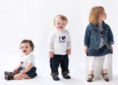 Как определить размер одежды ребенка по возрасту
