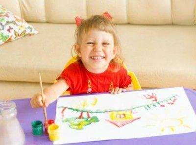 Развитие ребенка в 2 года и 3 месяца