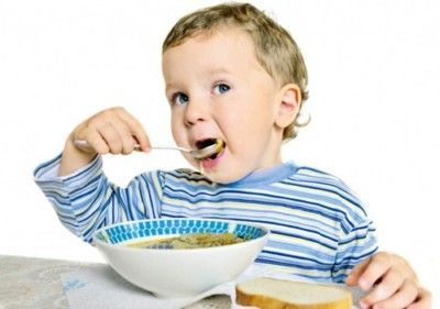 Что приготовить ребенку на обед